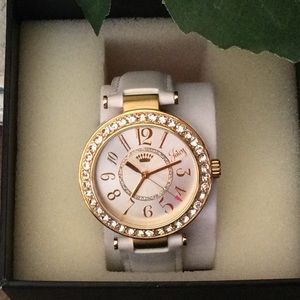 JUICY COUTURE 💯BLACK LABEL WATCH💗LIKE NEW